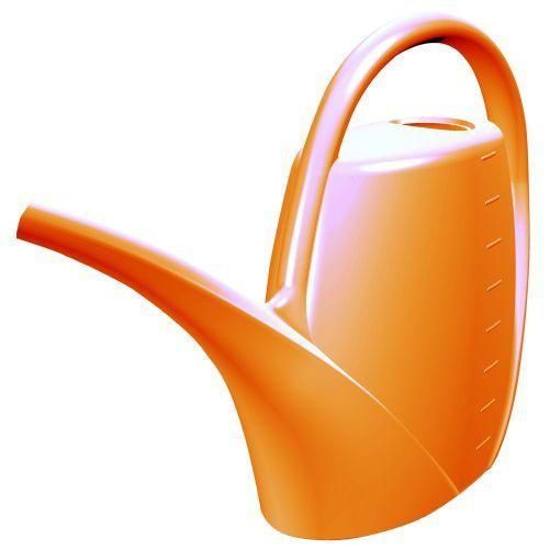 Konev na zalévání 1,7 l oranžová