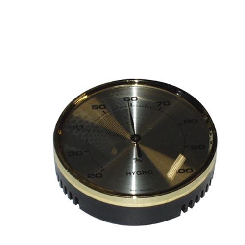 Vlhkoměr průměr 7 cm kovový