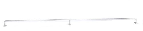 Konzole na zeď SUPER 150 cm, průměr 12 mm, Zn - pozink